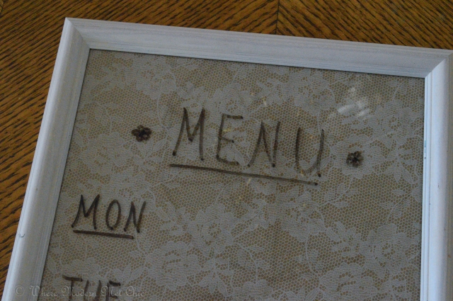 How to - Menu board 7