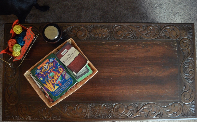 How to Style a Coffee Table 4
